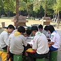 高雄市94年寒假童軍高級考驗營 -- 定向輔導(一)