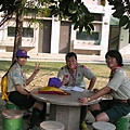 高雄市94年寒假童軍高級考驗營 -- 工作人員
