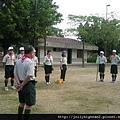 高雄市94年寒假童軍高級考驗營 -- 開訓典禮 (三)