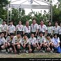 高雄市94年寒假童軍高級考驗營 -- 大合照 (二)