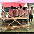 高雄市94年寒假童軍高級考驗營 -- 營地工程 (三)