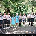高雄市93年暑期童軍高級考驗營 -- 開訓典禮
