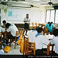 高雄市93年暑期童軍高級考驗營 -- 國際童軍組織概況(一)