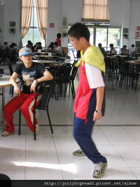 92年聯團露營專科考驗 -- 舞蹈專科(一)