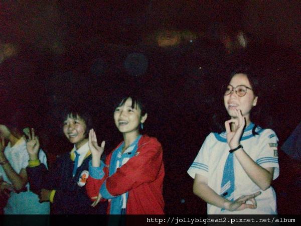 岡山童軍團 學姐與同屆伙伴