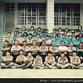 高雄市89年中級訓練營第三團大合照