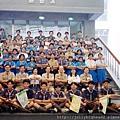 [ 86暑假 ] 高雄市第七期高級考驗營--大合照