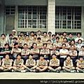 高雄市89年中級訓練營第一團大合照