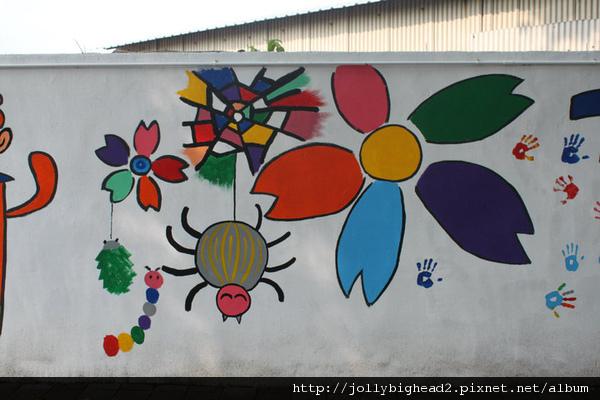文林塗鴉牆3