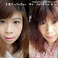 2012-10-10-莉婕泡泡染-寶石粉紅色 (22)
