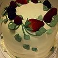 Sweet Lady Jane's Triple Berry Cake 1