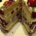 My Triple Berry Cake - 11/3/2010 (2)