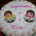 Baby Shower Cake - Final