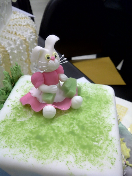 Fondant Modeling-Rabbit