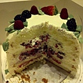 Sweet Lady Jane's Triple Berry Cake 2