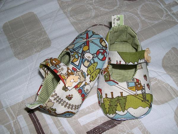 手縫嬰兒鞋