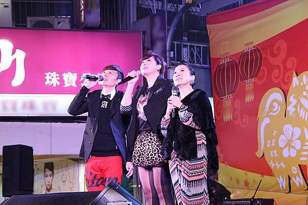 臺中媽祖國際文化節活動金馬舞青春 媽祖慶元宵