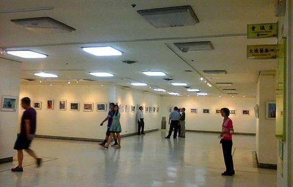 台灣攝影學會 第46屆台灣影展 暨 中區幹部作品聯展