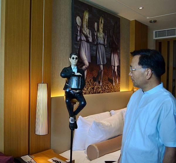 2014台中藝術博覽會『串連台中藝文金三角,今夏最吸睛的藝術話題 』記者會