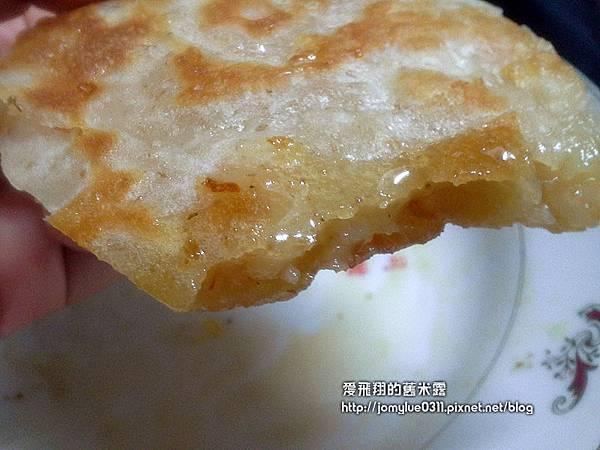 泰式風味金黃酥脆的湄南小鎮月亮蝦餅