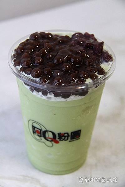 逢甲夏日冰品~阿Q粉圓(逢甲店),爆漿粉圓軟Q料實好喝