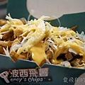 台中逢甲夜市美食~波西飛薯