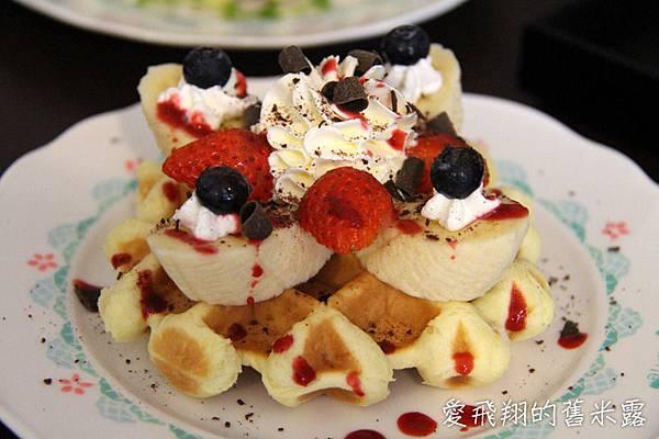 相聚美好時刻的poppy waffle比利時列日鬆餅-員林店,健康溫馨重現