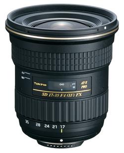 Tokina AT-X 17-35 F4 PRO FX 發表
