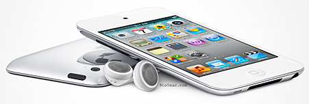 iPod touch 5G會出白色