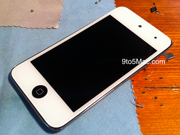 iPod touch 5G 白色照片