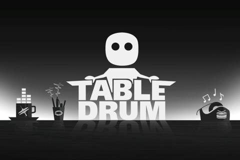 TableDrum iPhone app