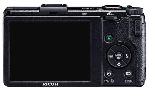 Ricoh GRD 4 照片規格流出