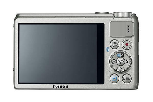 Canon S100發表