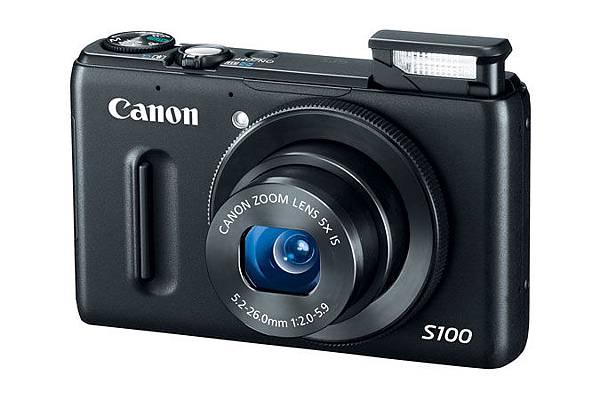 Canon S100 發表