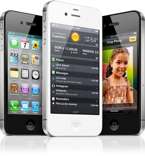 iPhone 4S width=
