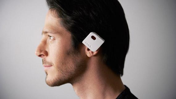 iPhone 4S 創意藍牙耳機保護套