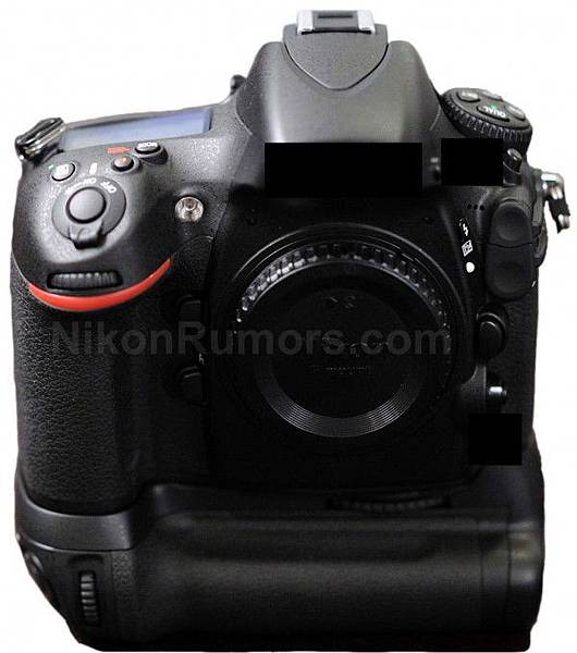 Nikon D800 照片規格流出