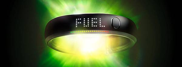 NIKE+ FUELBAND COUNTS