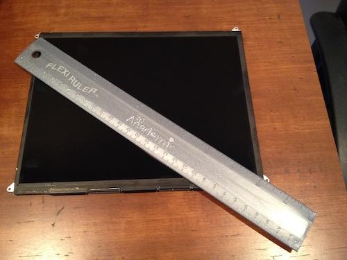 iPad 3 2048 x 1536 Retina Display confirmed