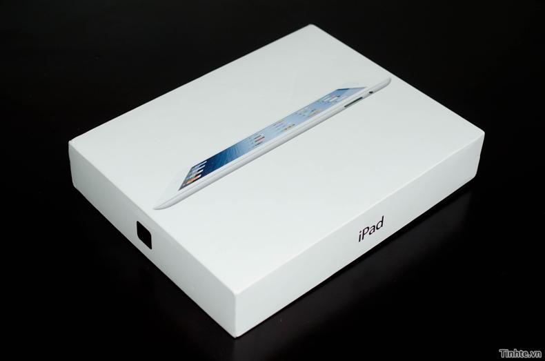 全新 iPad 3代