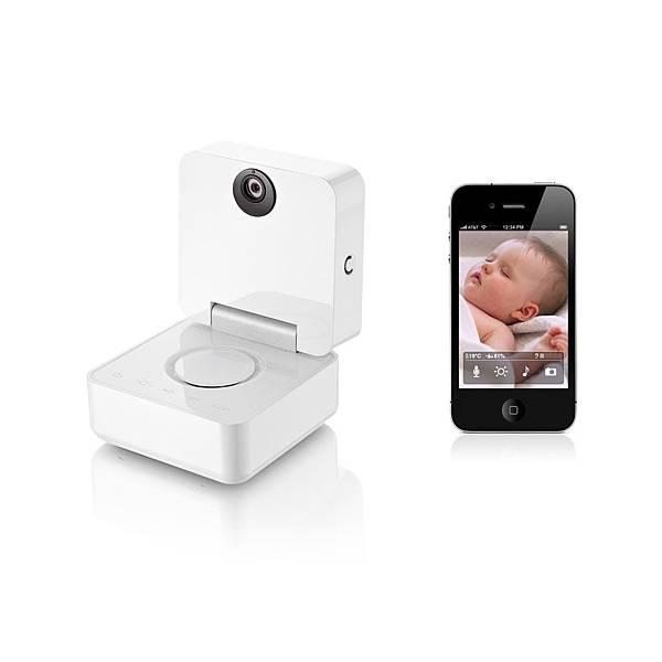 iPhone, iPad 嬰兒 監視器_