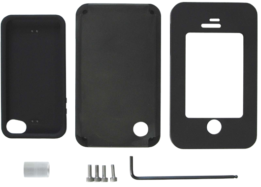 iPhone 4 防彈保護殼