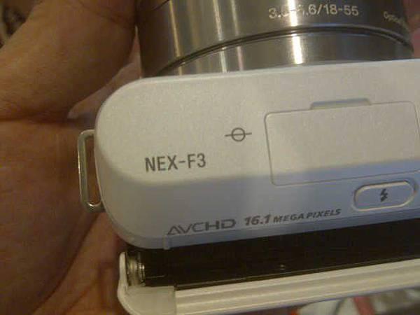 SONY NEX-F3 照片流出