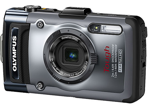 Olympus TG-1 iHS Tough