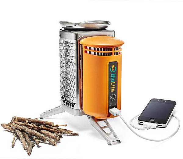 BioLite 火力USB充電器