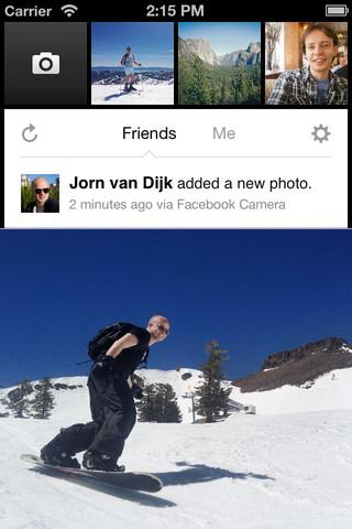 Facebook Camera App 5