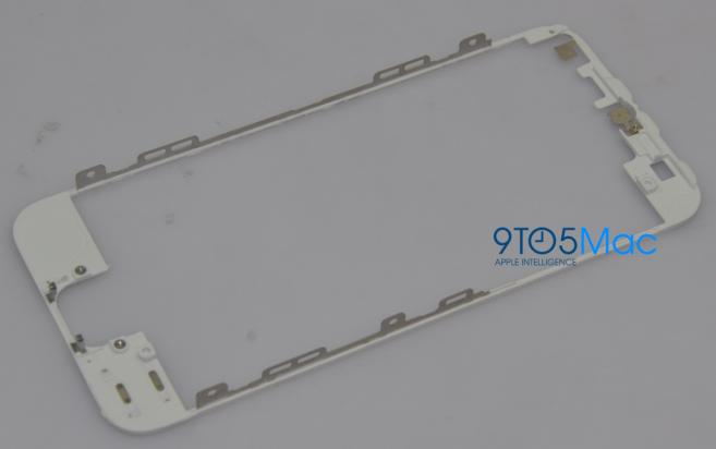 下一代 iPhone 零件流出