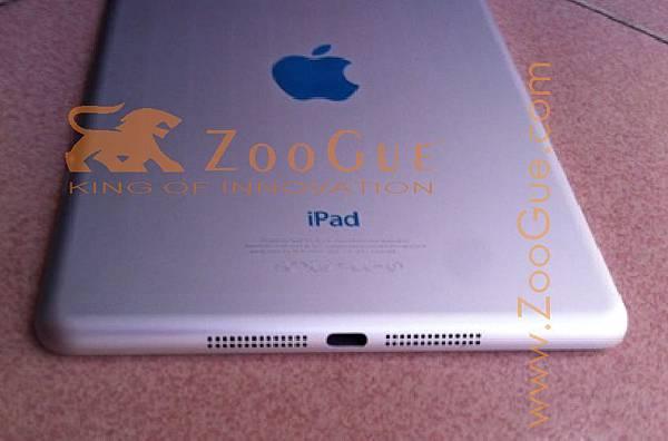 iPad mini 機殼流出