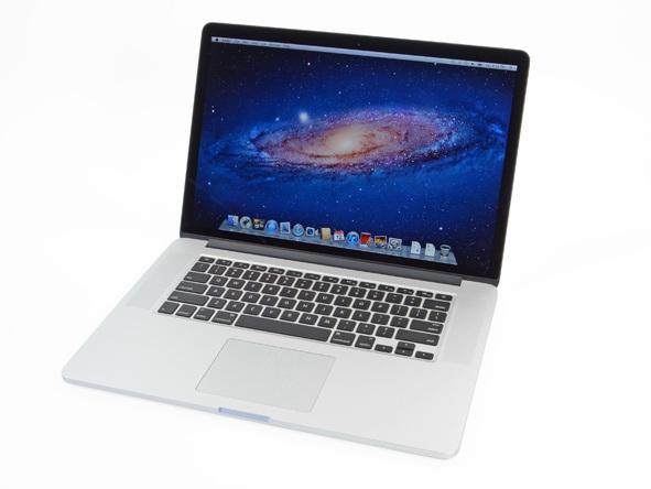 MacBook Pro Retina 被拆解