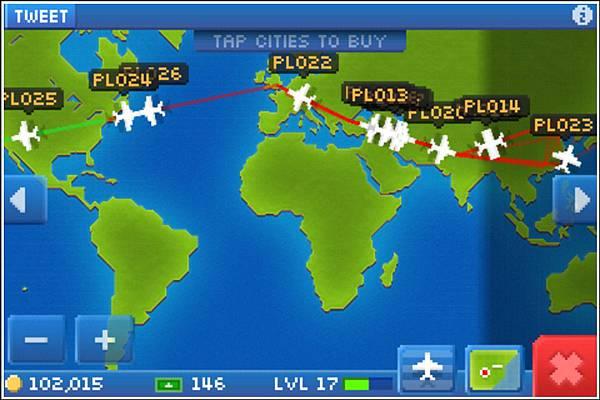 Pocket Planes